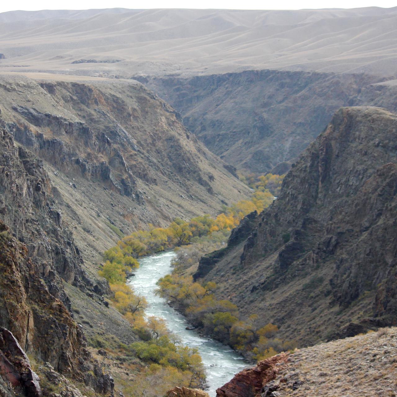 Charyn Canyon, Kazakhstan - 2 (1)