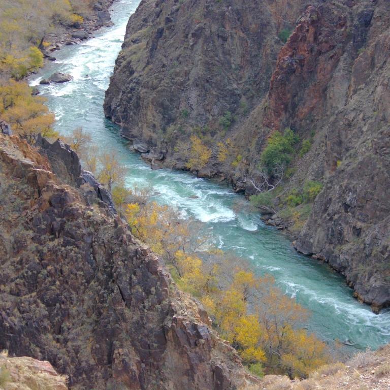 Charyn Canyon, Kazakhstan - 3 (1)