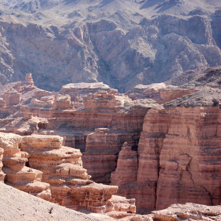 Charyn Canyon, Kazakhstan - 3