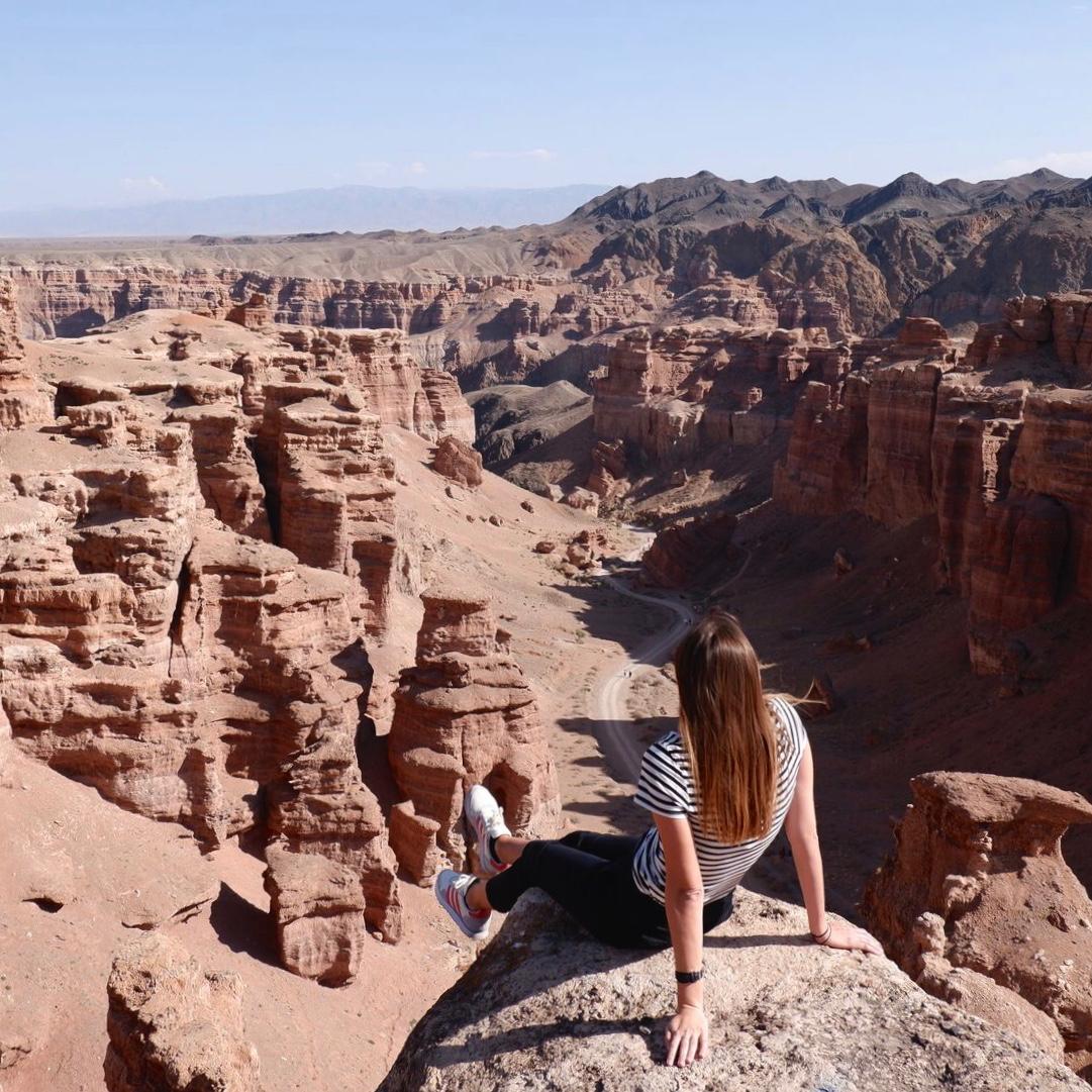 Charyn Canyon, Kazakhstan - 4 (2)