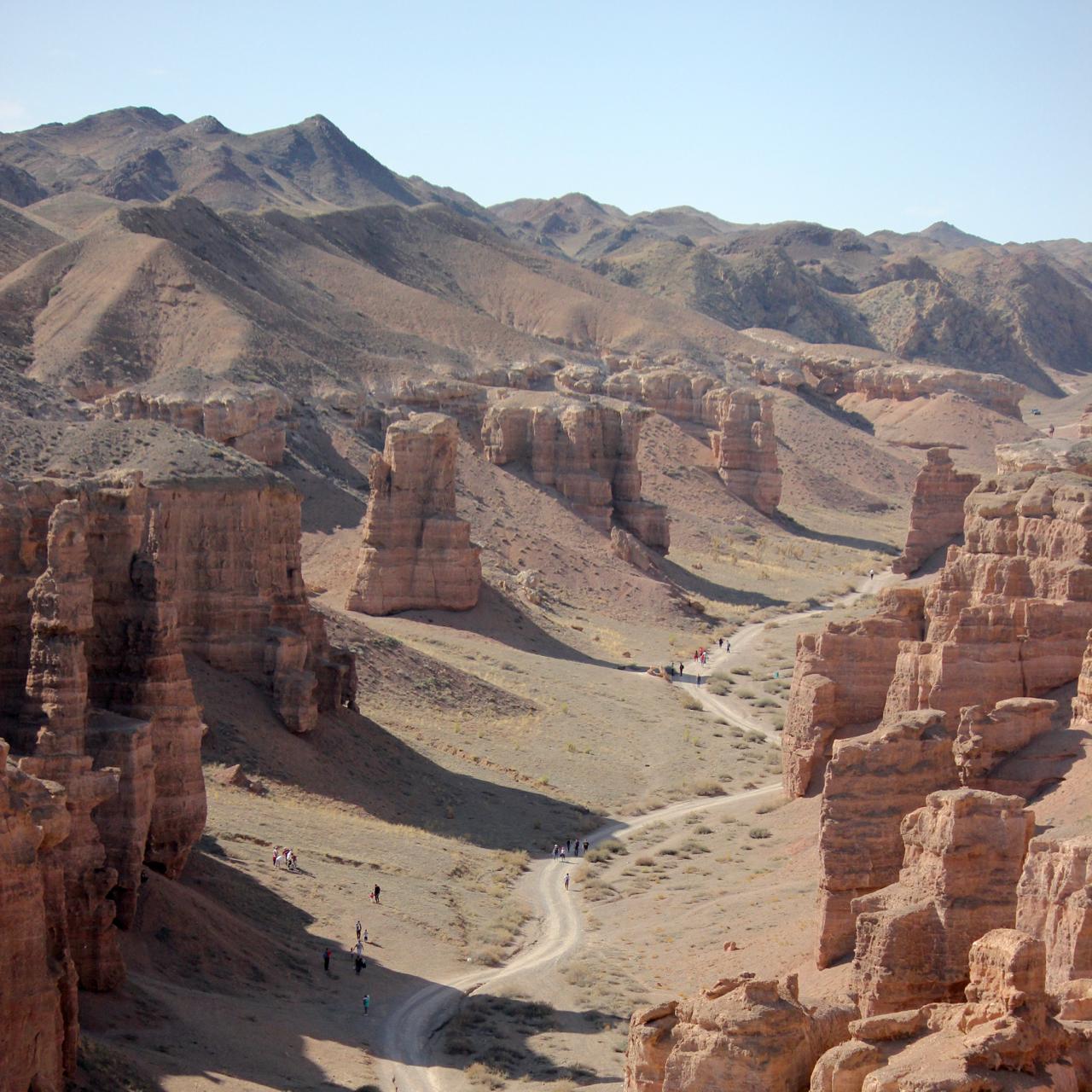 Charyn Canyon, Kazakhstan - 5