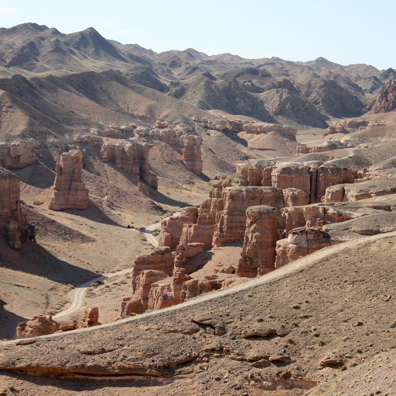 Charyn Canyon, Kazakhstan - 8