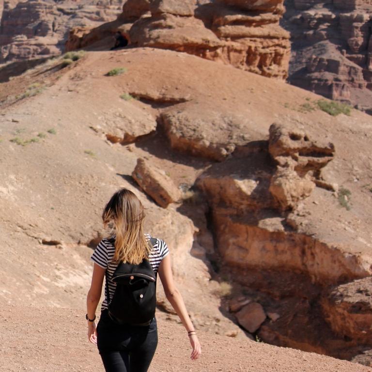 Charyn Canyon, Kazakhstan - 9