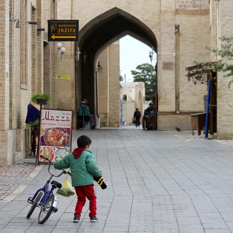 bukhara, uzbekistan - 2
