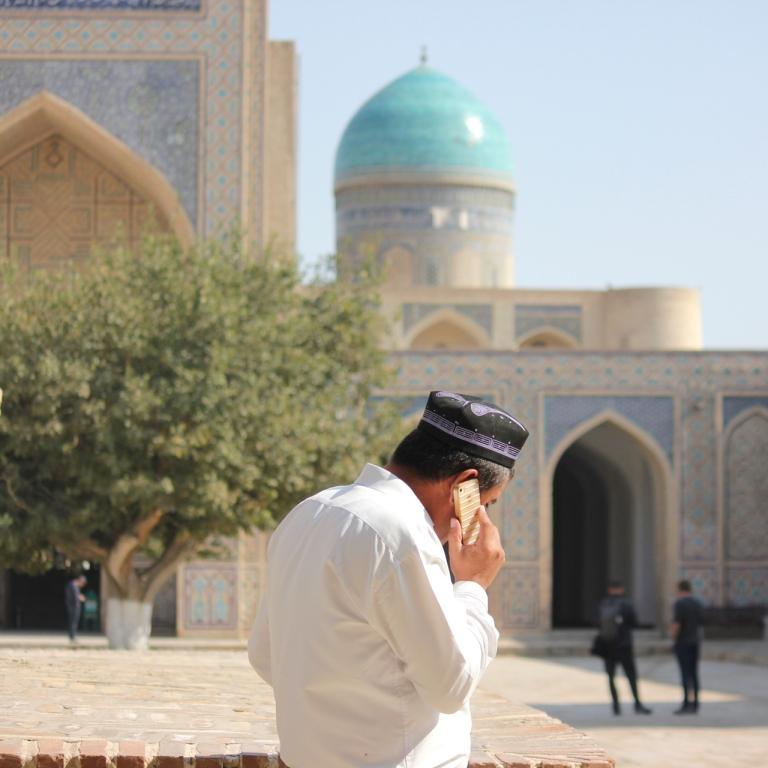 bukhara, uzbekistan - 24
