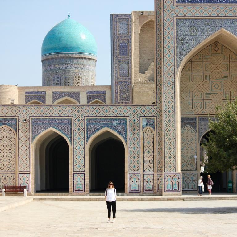 bukhara, uzbekistan - 25