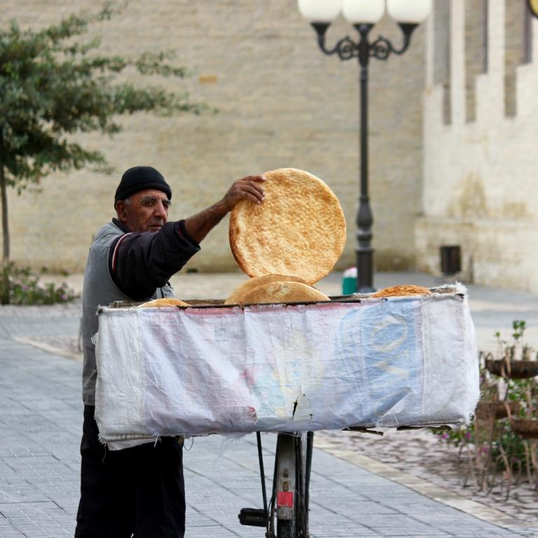 bukhara, uzbekistan - 3