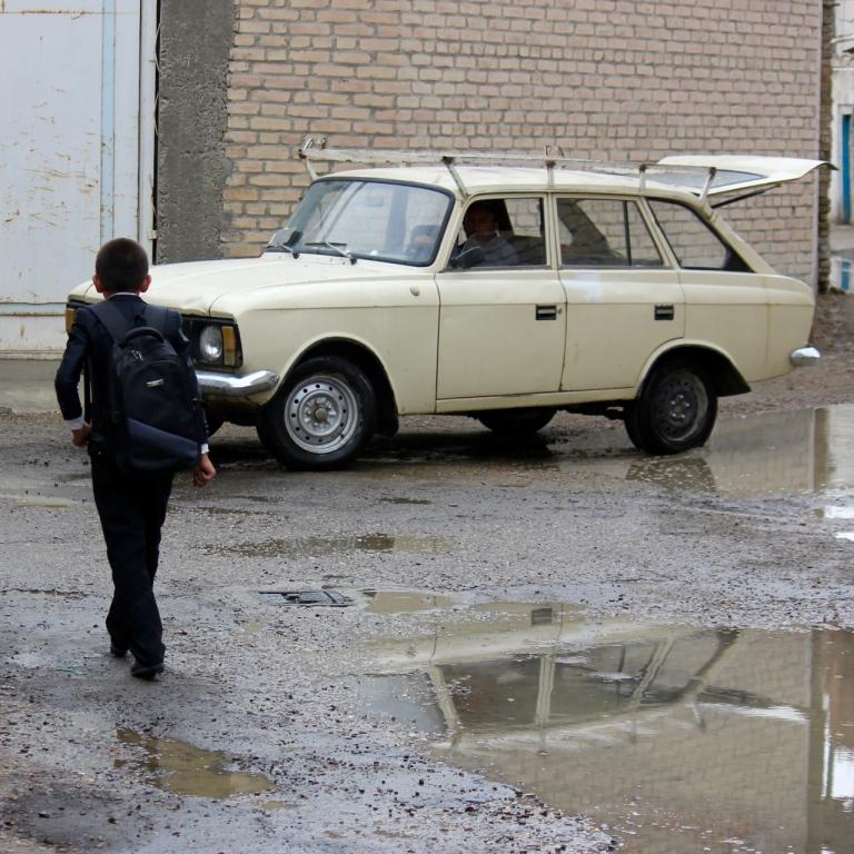 bukhara, uzbekistan - 7