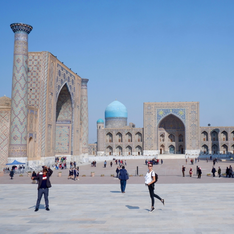 samarkand, uzbekistan - 1