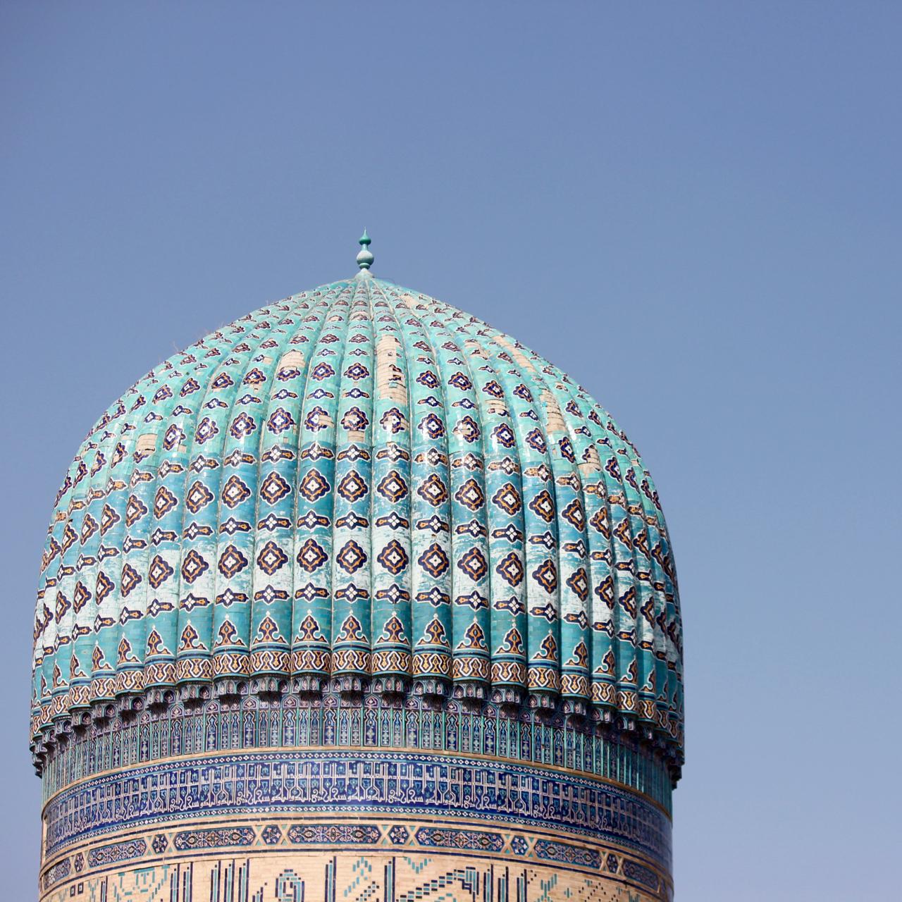 samarkand, uzbekistan - 10