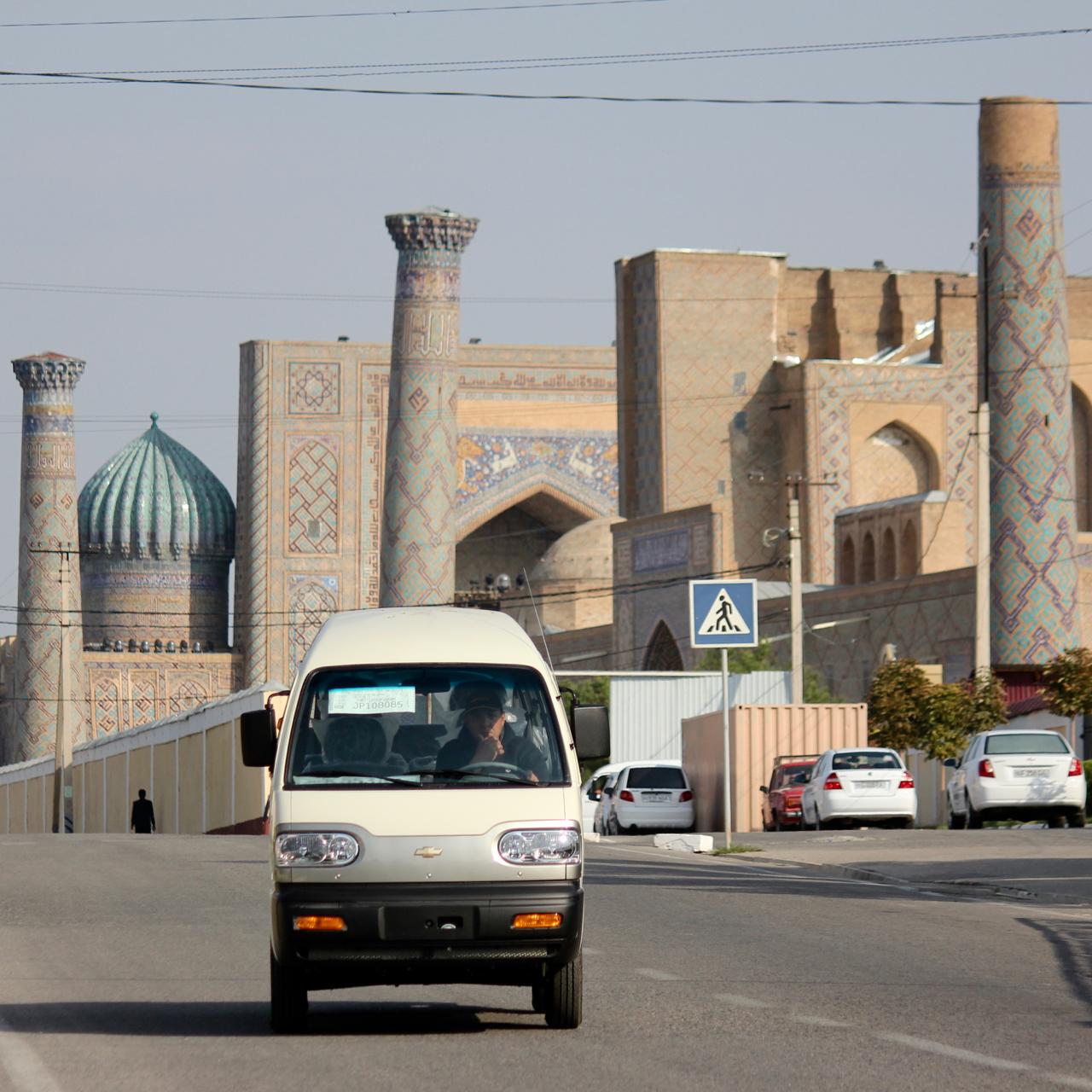 samarkand, uzbekistan - 13