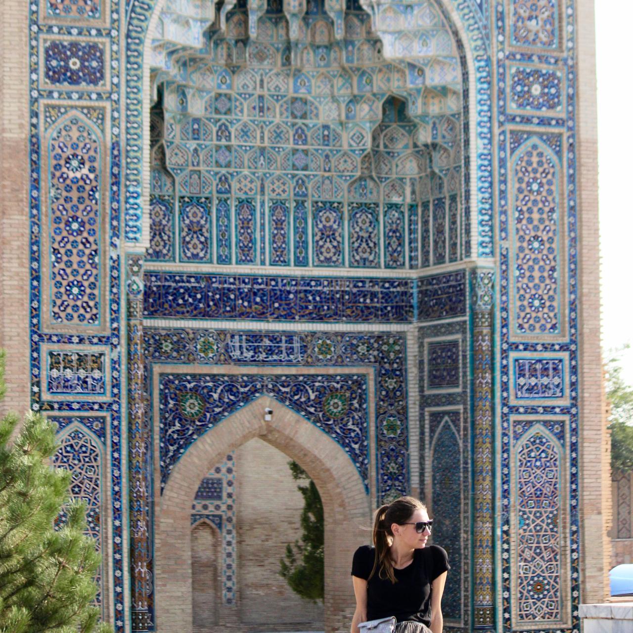 samarkand, uzbekistan - 15