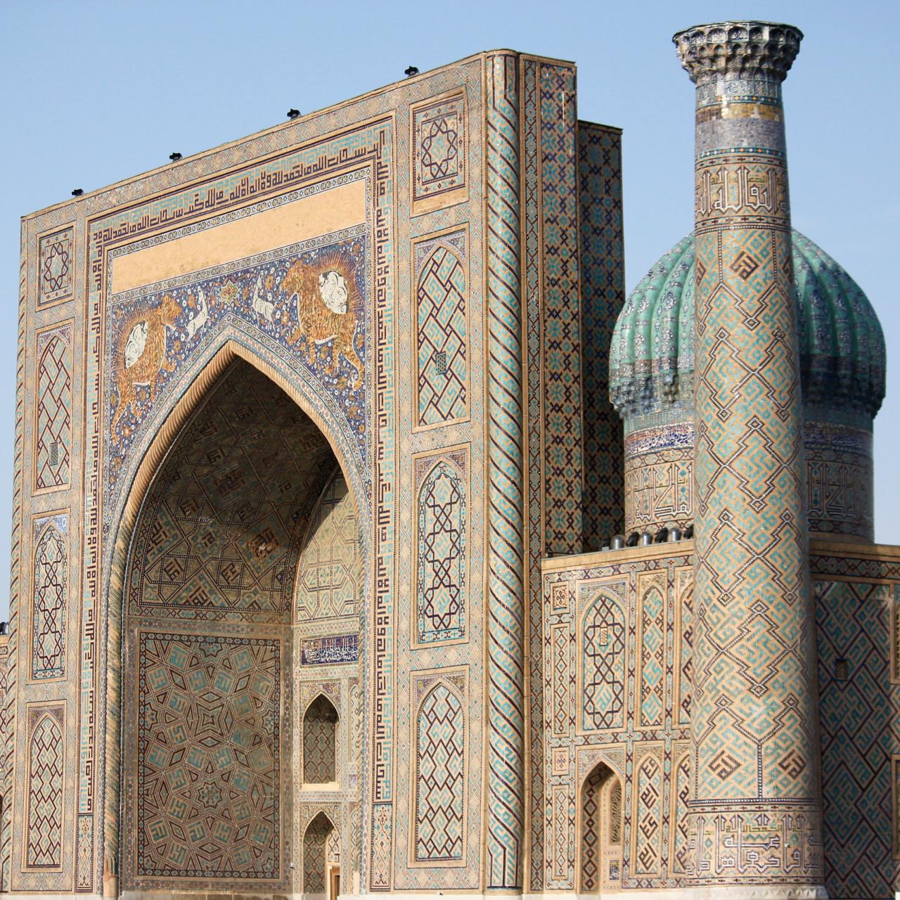 samarkand, uzbekistan - 18