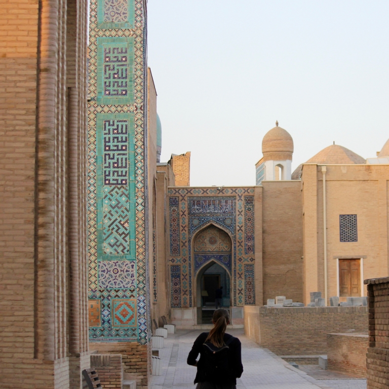 samarkand, uzbekistan - 22