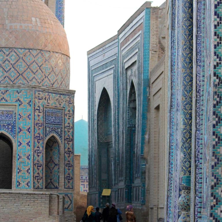 samarkand, uzbekistan - 25