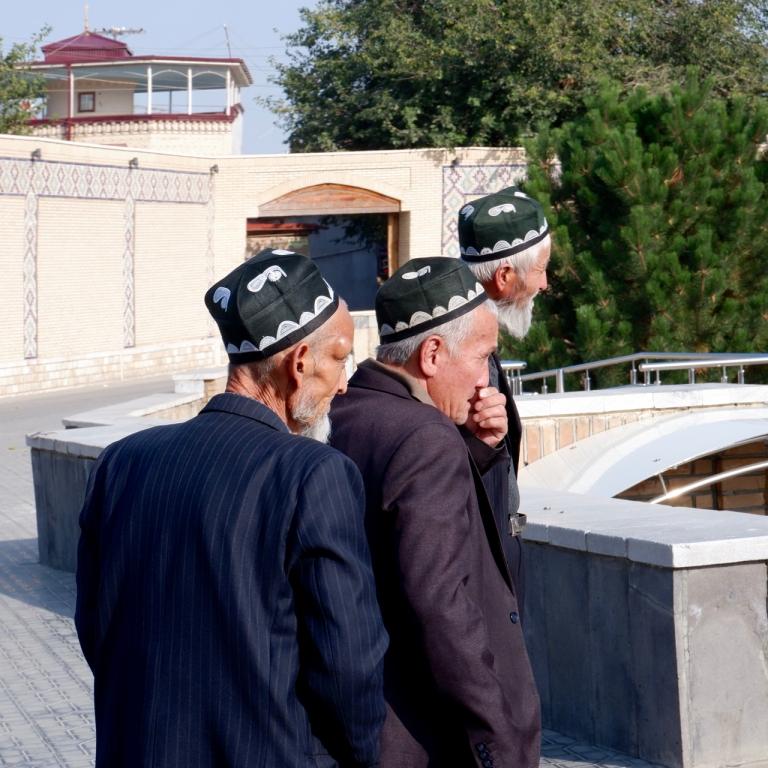 samarkand, uzbekistan - 6