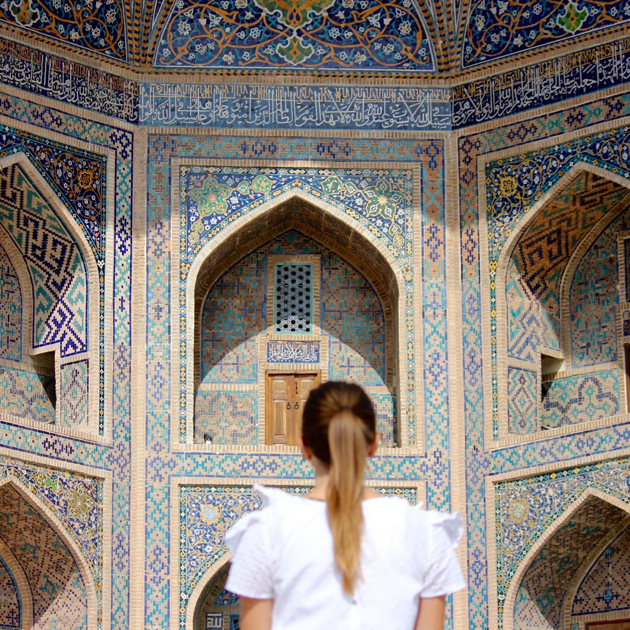 samarkand, uzbekistan - 9