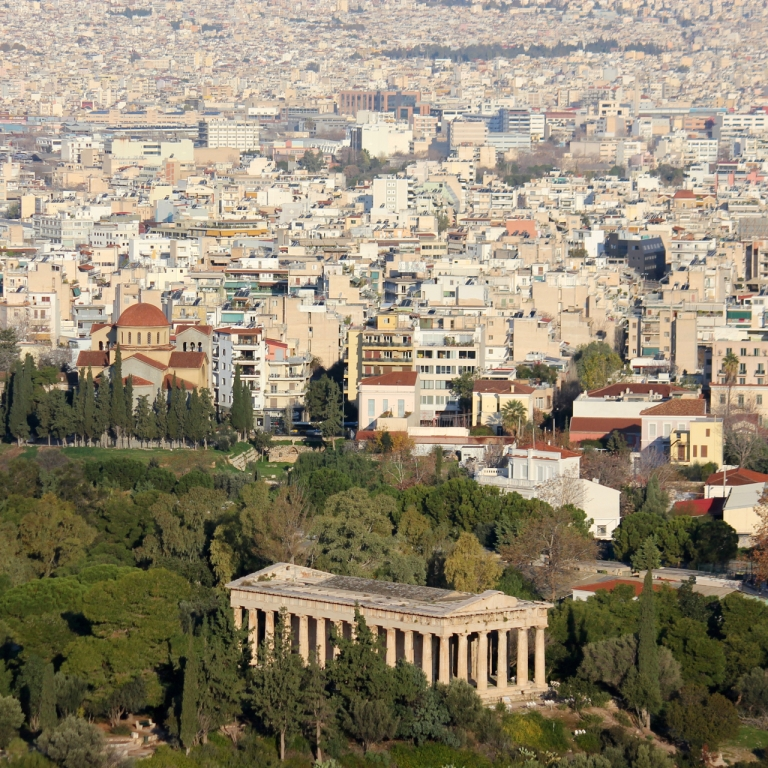 Athens, Greece - 4