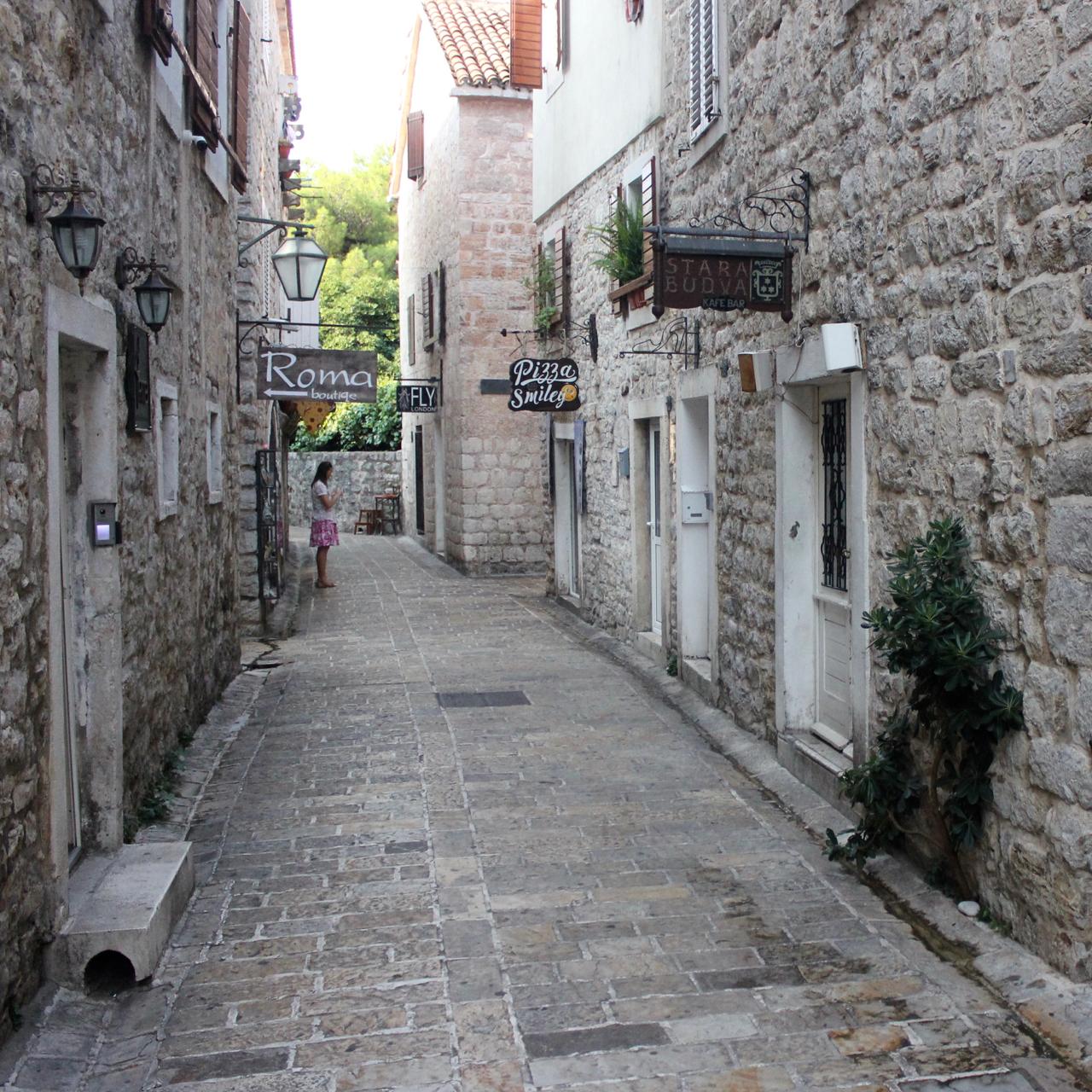 Budva, Montenegro - 1