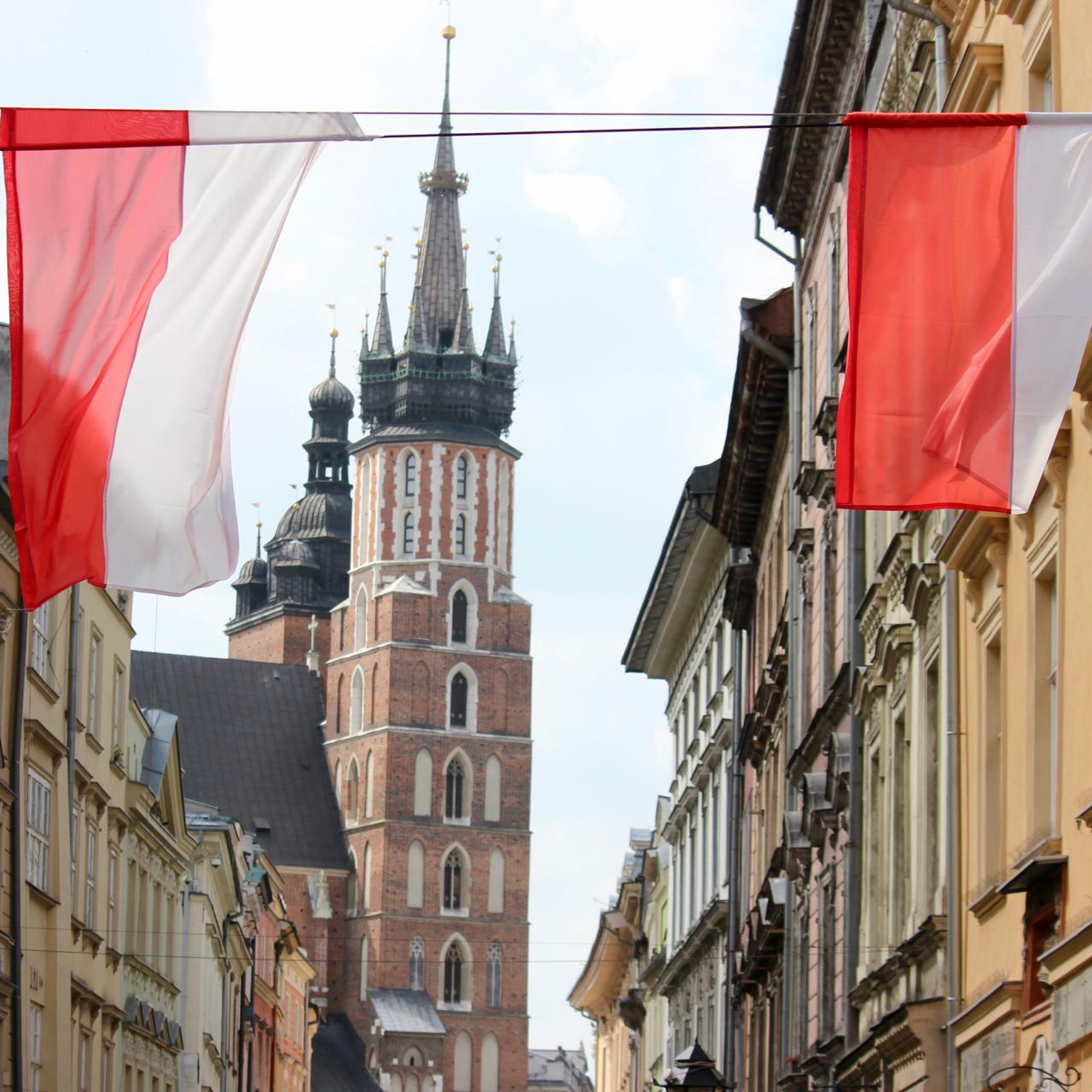 Krakow, Poland - 8
