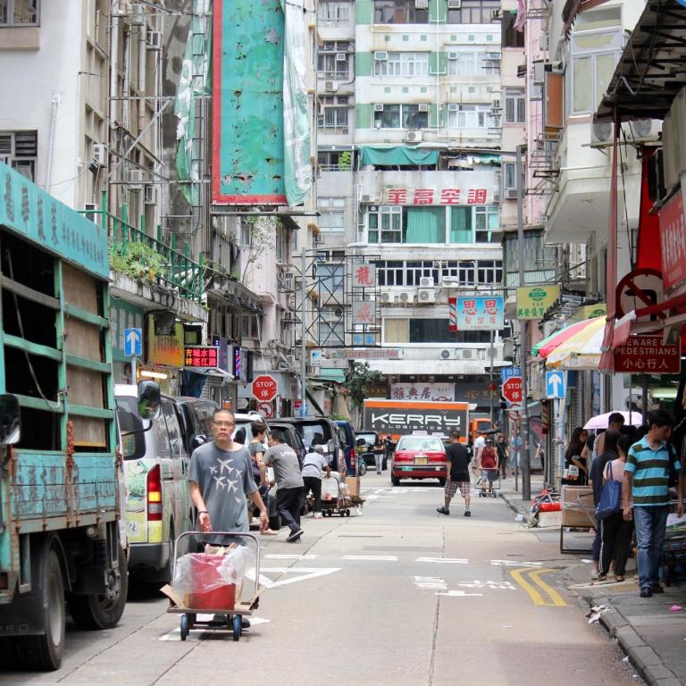Kowloon, Hong Kong - 13