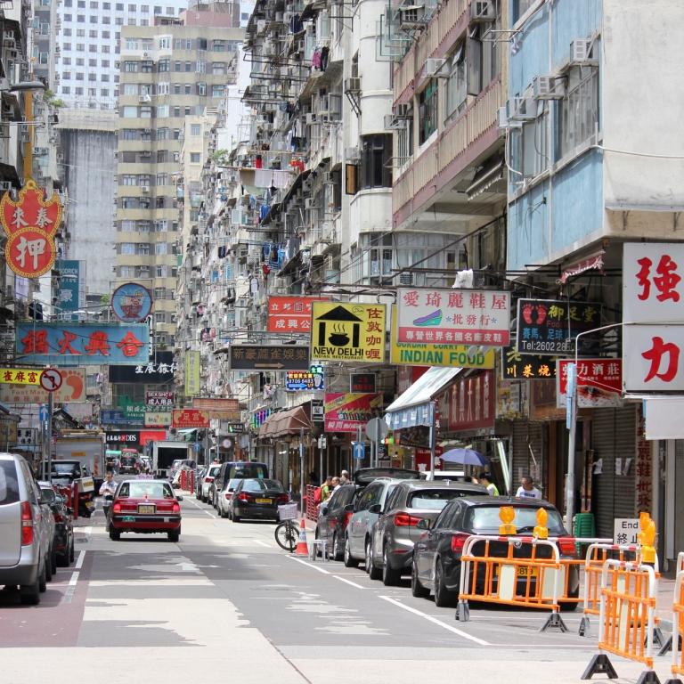 Kowloon, Hong Kong - 15