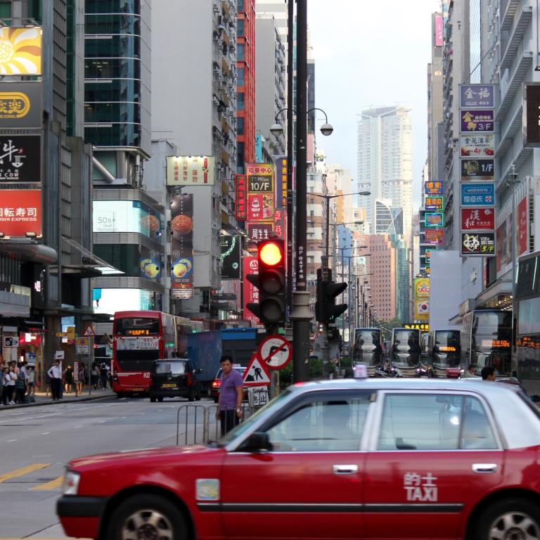 Kowloon, Hong Kong - 46