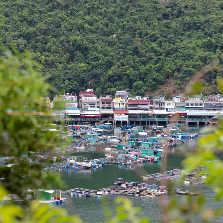 Lamma Island, Hong Kong - 11