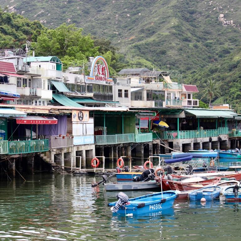 Lamma Island, Hong Kong - 5