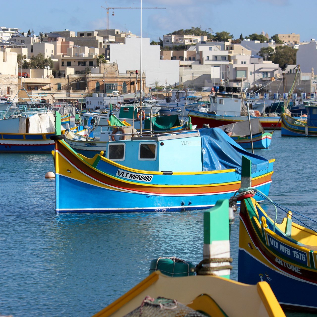 Marsaxlokk, Malta - 10