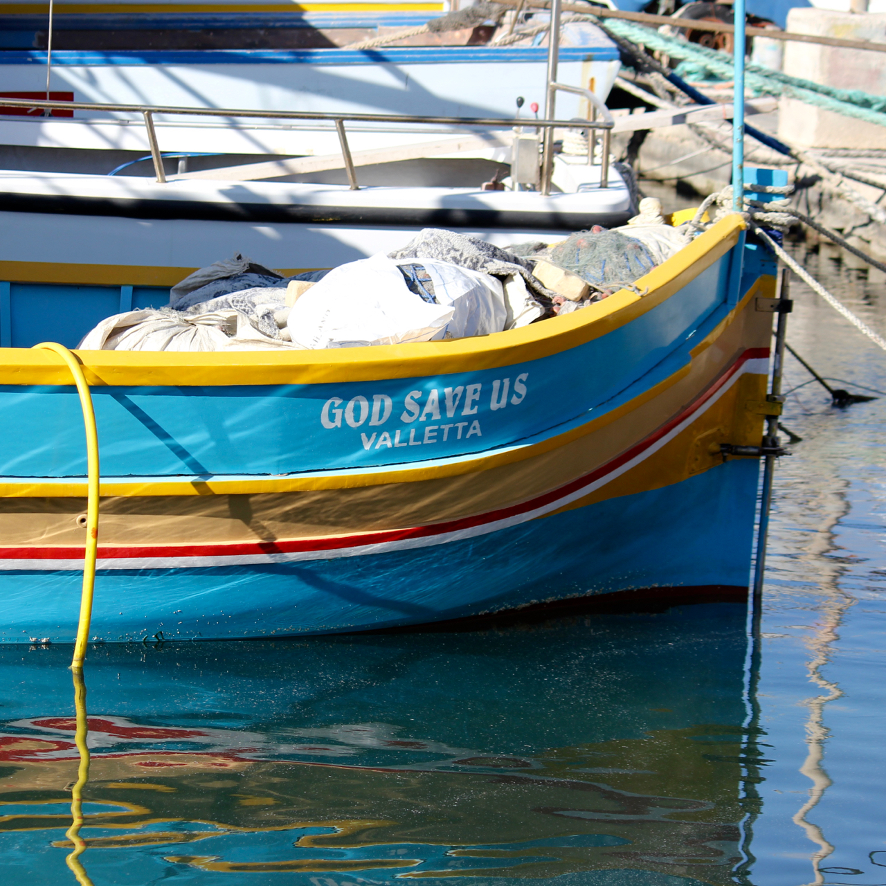 Marsaxlokk, Malta - 14