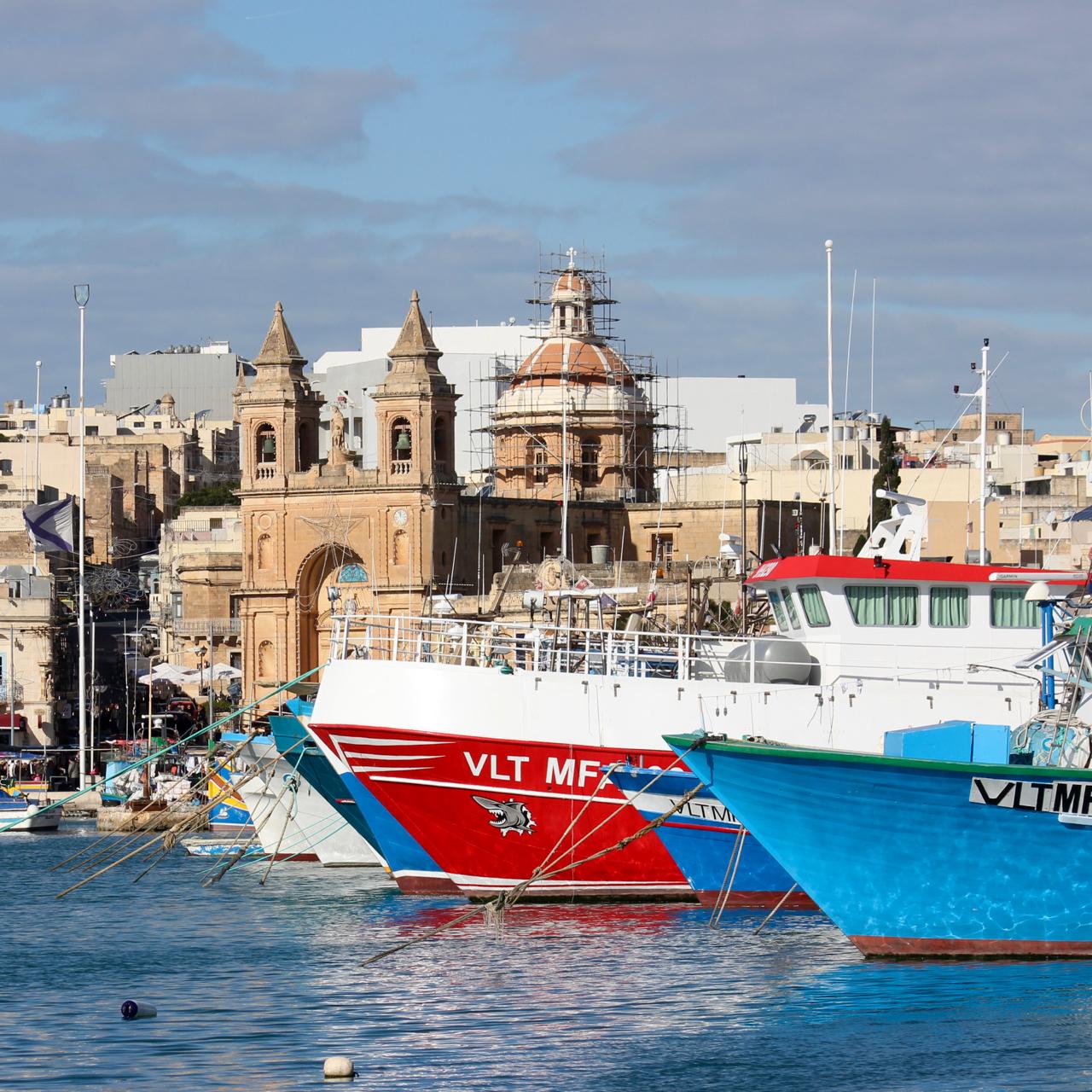 Marsaxlokk, Malta - 16