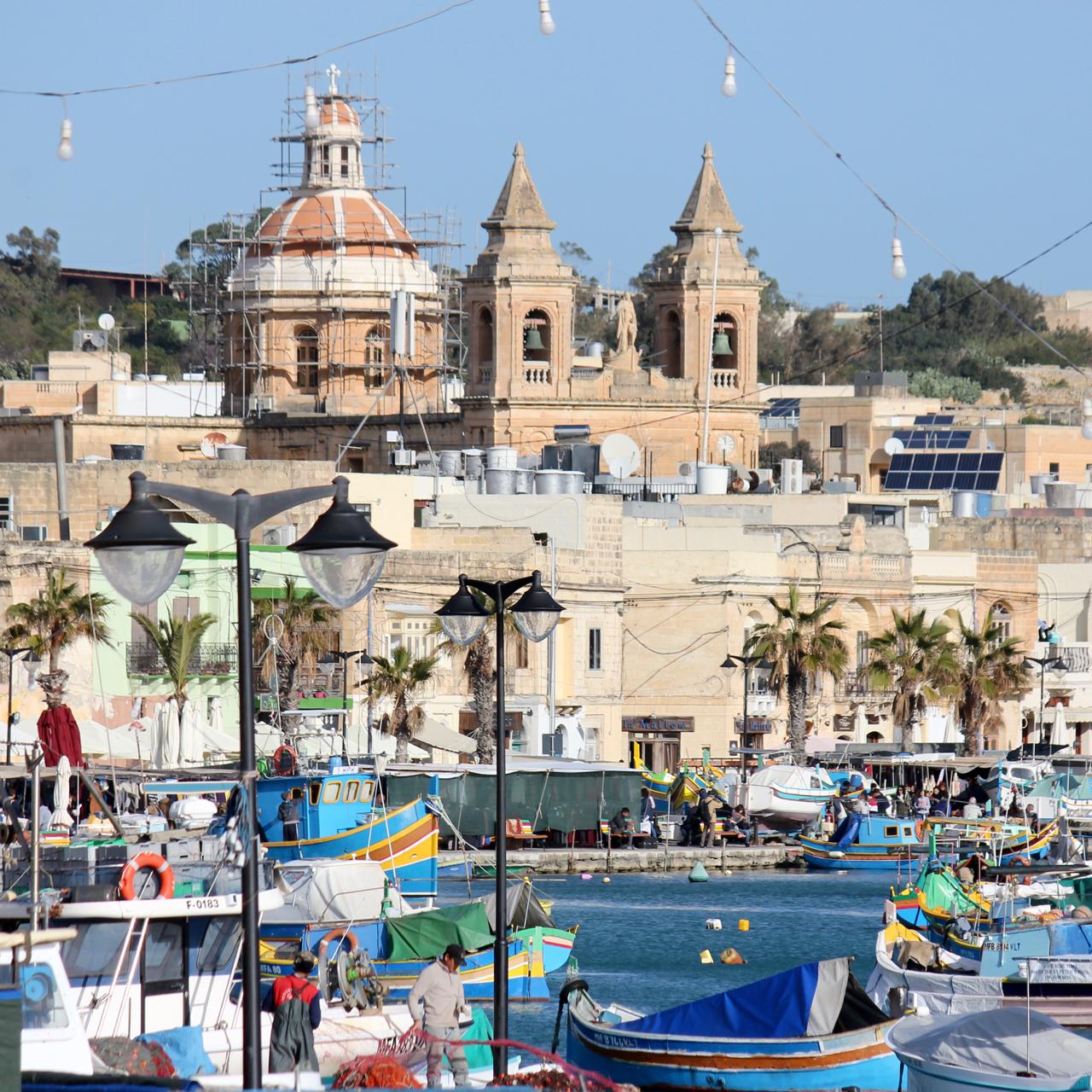 Marsaxlokk, Malta - 8