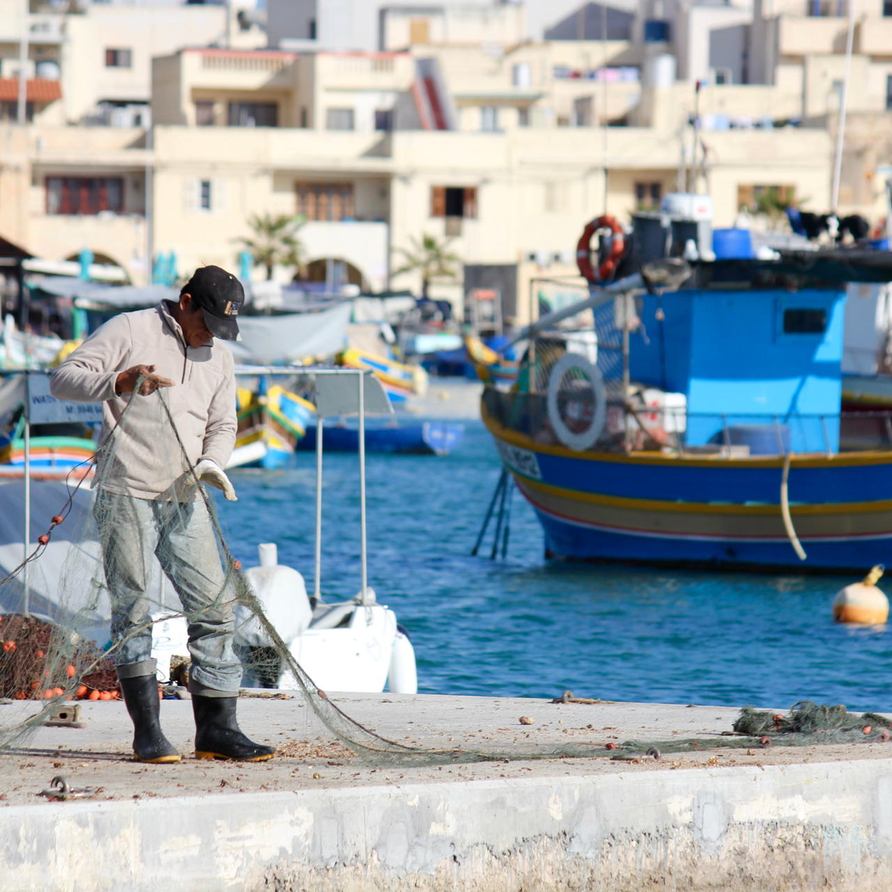 Marsaxlokk, Malta - 9